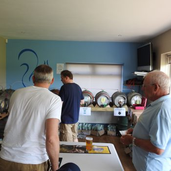 Attenborough Cricket Club beer festival