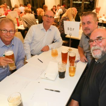 Russell Scanlan Annual Charity Quiz 2017 Team BDF Picture by: Shawn Ryan