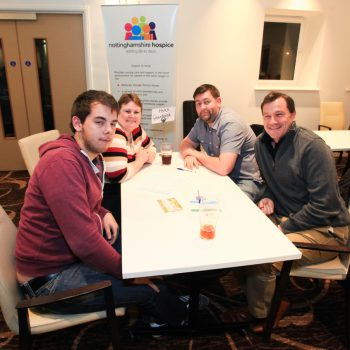 Nottinghamshire Hospice charity quiz night
