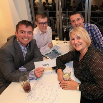 Russell Scanlan charity Quiz night at Trent Bridge. Picture by: Shawn Ryan.
