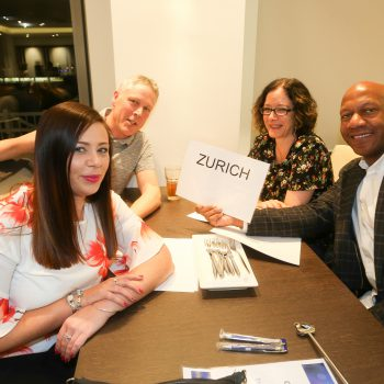 Russell Scanlan Annual Charity Quiz 2017 Team Zurich Picture by: Shawn Ryan