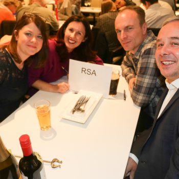 Russell Scanlan Annual Charity Quiz 2017 Team RSA Picture by: Shawn Ryan