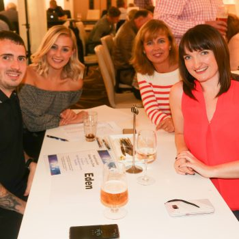 Russell Scanlan Annual Charity Quiz 2017 Team Eden Picture by: Shawn Ryan