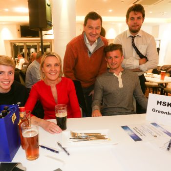 Russell Scanlan Annual Charity Quiz 2017 Team HSKS Greenhalgh Picture by: Shawn Ryan