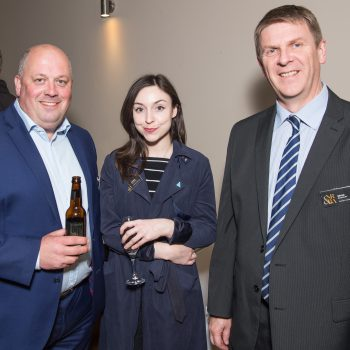 Nottingham Restaurant and Bar Awards with Russell Scanlan directors